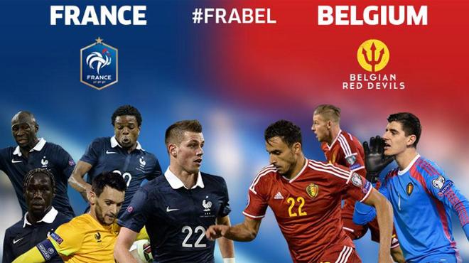 France belgique